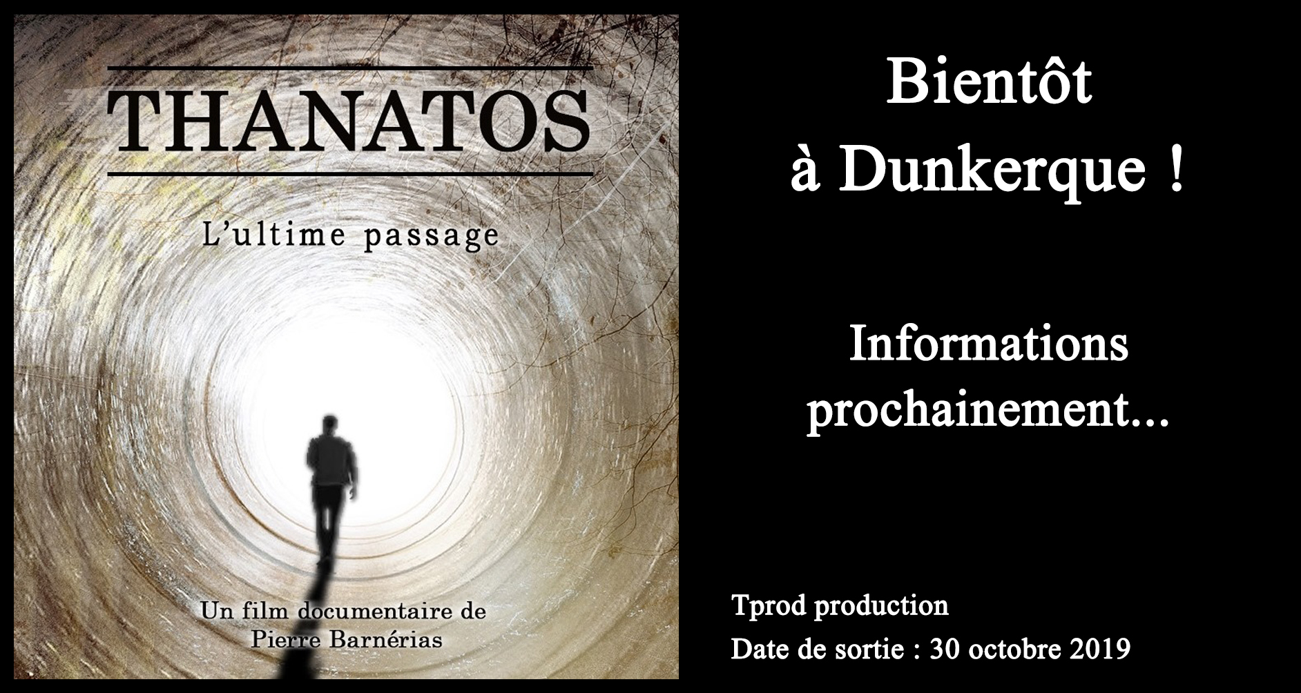 2020 Thanatos - L'ultime passage - Dunkerque - Studio 43