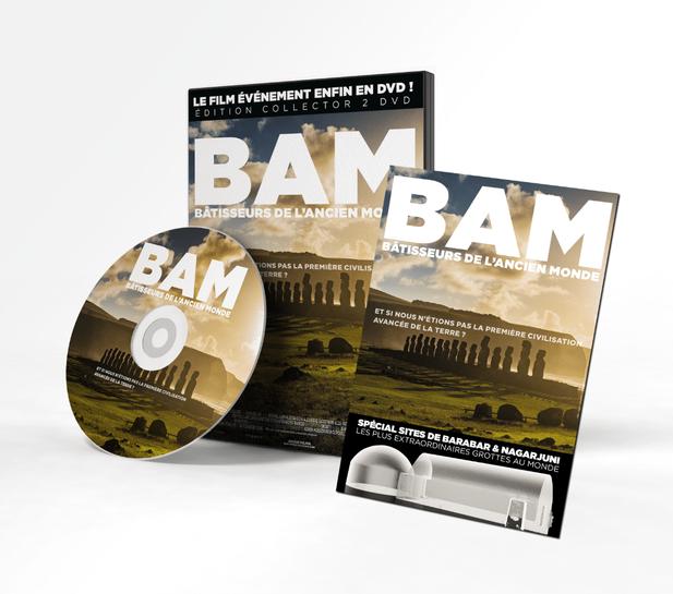 Double DVD BAM Collector et Livret spécial Barabar - Patrice Pouillard