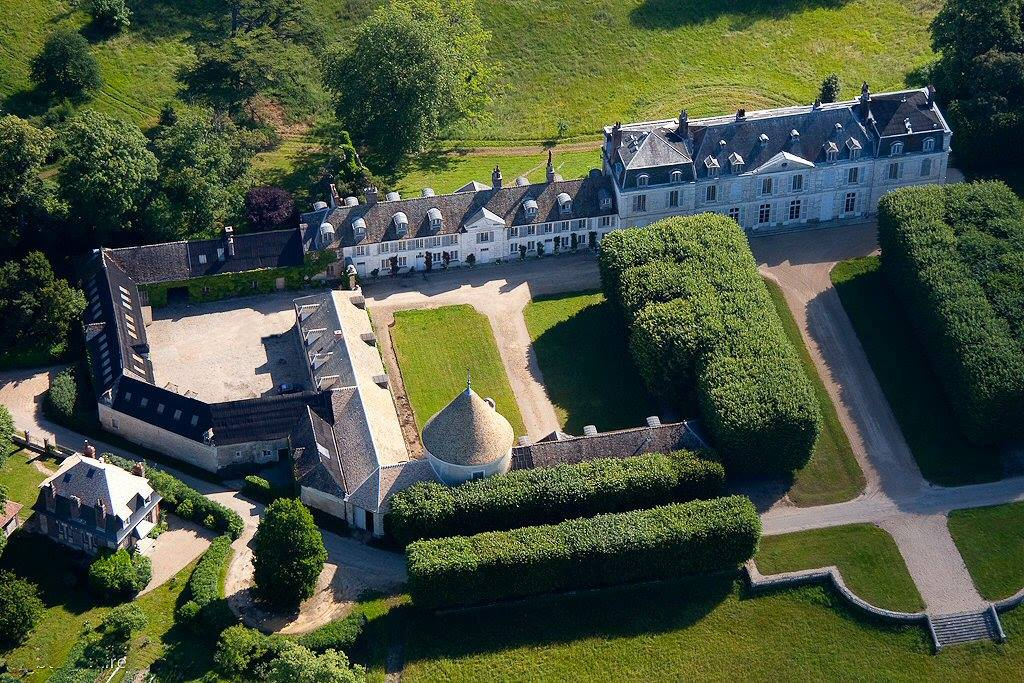 chateau Millemont chakra energie meditation paris
