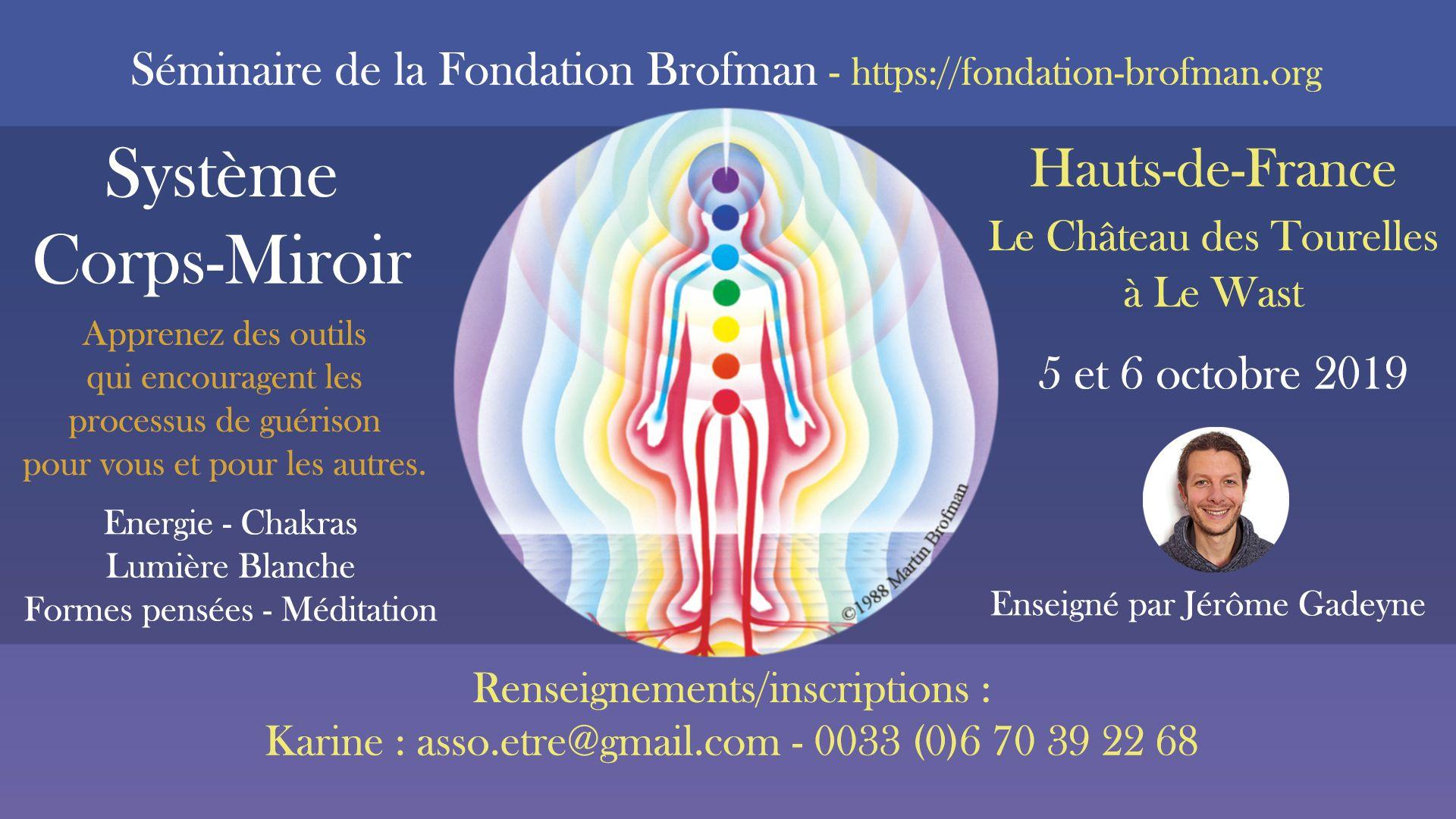 guerison meditation chakra nord france Le Wast