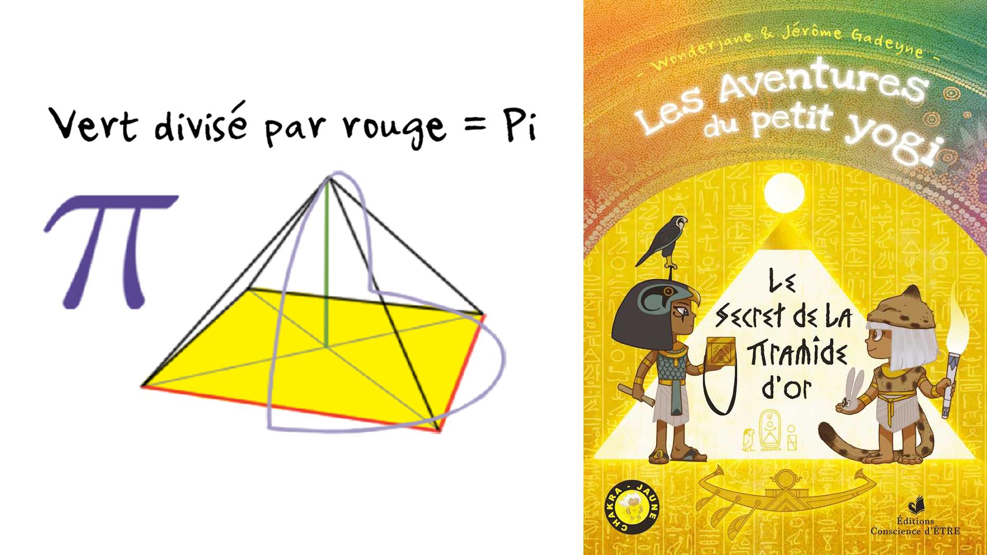 pyramide tome 4 les aventures du petit yogi