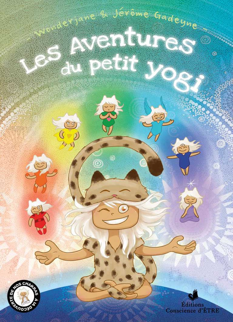 tome-1-les_aventures_du_petit_yogi_yoga_chakra_jerome_gadeyne_wonderjane-couv